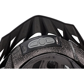 LIVALL MT1 Fietshelm incl. BR80, zwart/grijs